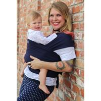 Moby Tragetuch Wrap Classic Navy