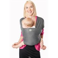 Moby Tragetuch Wrap Bambus Charcoal
