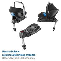 Recaro Kindersitz Babyschale Privia ECE Gruppe 0 0 Design 2015 Graphite 10708 5 Detail 05