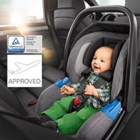 Recaro Kindersitz Babyschale Privia ECE Gruppe 0 0 Design 2015 Graphite 10708 6 Auszug 06