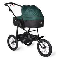TFK Trends for Kids Quick Fix Tragewanne mit Kinderwagen Joggster Sport JS T 52 352