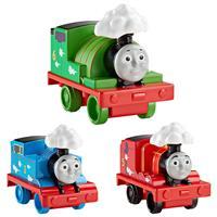 Fisher-Price Thomas & seine Freunde Rückzieh-Dampflok