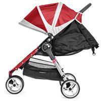 baby jogger CityMini3 Buggy 2016 CrimsonGray Liegeposition Ansichtsdetail 03