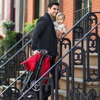 baby jogger city mini zip buggy lifestyle platzsparend gefaltet Testergebnis