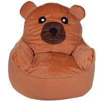 babyGO Sessel Bean Seater Bär