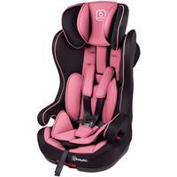 babyGO Kindersitz Isofix pink