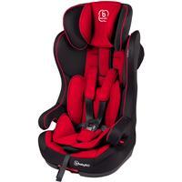 babyGO Kindersitz Isofix Rot