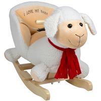 babyGO Schaukeltier Rocker Schaf