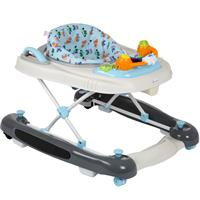 babyGO Lauflernwagen 4 in 1 Grey