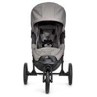 babyjogger allround kinderwagen city elite parkbremse handbremse 2016 frontansicht Detailansicht 01