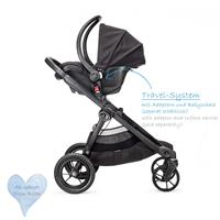 babyjogger city select buggy mit babyschale Detail Ansicht 07