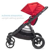 babyjogger city select buggy sitzposition Detailansicht 01