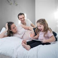 Babymoov Doppler Connect Cocoon Life Herztöne hören | KidsComfort