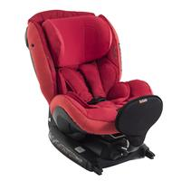 besafe iSize kindersitz iZi Kid 570070 Tone in tone Ruby Red Hauptbild