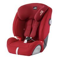 Britax Römer Kindersitz EVOLOVA 1-2-3 SL SICT Design 2017 Flame Red