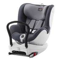 Britax Römer Kindersitz DUALFIX Design 2018 Storm Grey