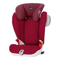 Britax Römer Kindersitz KIDFIX SL SICT Design 2018 Flame Red