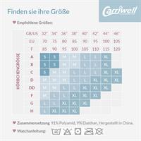 Finden Sie die ihre Größe: Carriwell Still-BH Gelwire