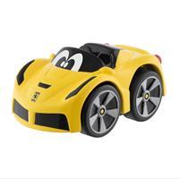 Chicco Ferrari Mini Turbo Touch Cabrio GELB