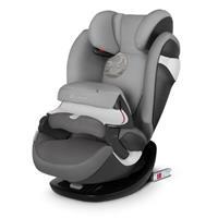 Cybex Kindersitz Pallas M-Fix Design 2018 Manhattan Grey | Mid Grey
