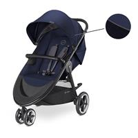 Cybex Kinderwagen Agis M-Air 3 Design 2018 Denim Blue | Blue