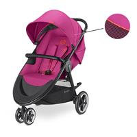 Cybex Kinderwagen Agis M-Air 3 Design 2018 Passion Pink | Purple