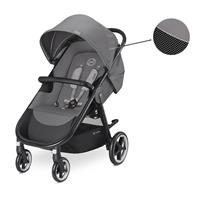 Cybex Kinderwagen Agis M-Air 4 Design 2018 Manhattan Grey | Mid Grey