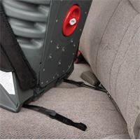 Diono Kindersitz Monterey2   Fixierung des Kindersitzes