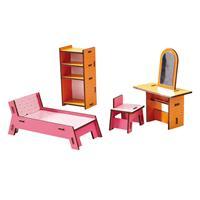 Haba Little Friends – Puppenhaus-Möbel Beauty-Ecke