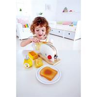 Hape Spielzeug Pop up Toaster Set