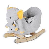 Knorrtoys Schaukeltier Elefant Nele mit Sound