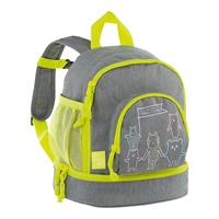 Lässig 4Kids Mini Backpack About Friends melange grey
