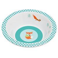 Lässig Schüssel Dish Bowl Melamine/Silicone Little Tree Fox