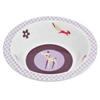 Lässig Schüssel Dish Bowl Melamine/Silicone Little Tree Fawn