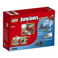 Lego Juniors Ninjago Schlangenduell 10722 Detailansicht 01