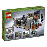 Lego Minecraft Das End Portal 21124 Detailansicht 01