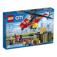 Lego City Feuerwehr Löscheinheit 60108 Hauptbild