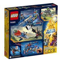 Lego Nexo Knights Aarons Aero Flieger 70320 Detailansicht 01