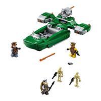 Lego Star Wars 75091 Flash Speeder Detaillierte Ansicht 02