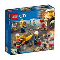 Lego City Spielzeug Bergbauteam 60184