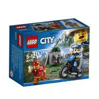 Lego City Spielzeug Offroad Verfolgungsjagd 60170