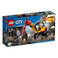 Lego City Spielzeug Power Spalter für den Bergbau 60185