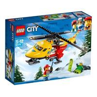 Lego City Spielzeug Rettungshubschrauber 60179