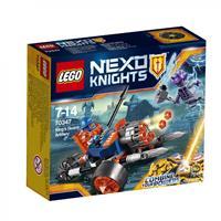 Lego Nexo Bike der koeniglichen Wache
