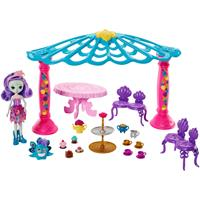 Mattel Enchantimals Puppe Teepavillon Spielset
