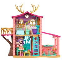 "Mattel Enchantimals Puppen Spielhaus Set ""Reh"""