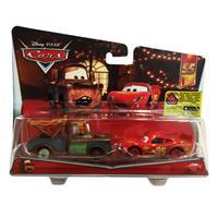 Disney Cars Die Cast 2er Pack Y0506 Hook ohne Reifen u McQueen Hauptbild