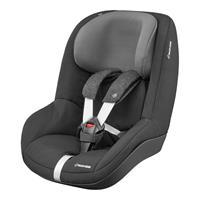 Maxi-Cosi Auto-Kindersitz Pearl Design 2017 Triangle Black
