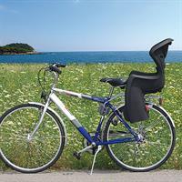 OK Baby Kindersitz geeignet für E-Bike und Fahrrad