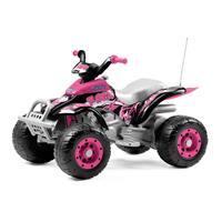 Peg-Perego Quad Corral T-Rex Pink